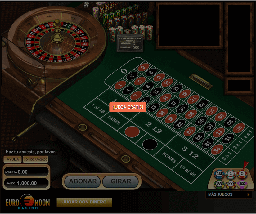 Ruleta casino gratis