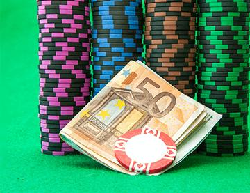 dinero real en bonos de bienvenida de casinos online